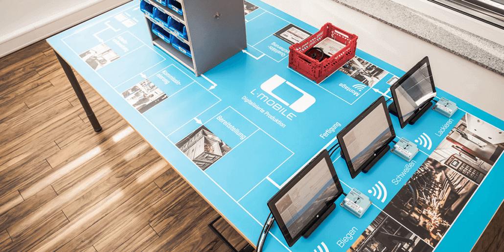 L-mobile und proALPHA machen auf der LogiMAT 2018 gemeinsame Sache