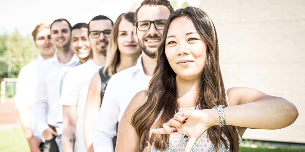L-mobile mobile Softwarelösungen Jobbörse Berufserfahrene Arbeitnehmer Stellenanzeige Office Manager