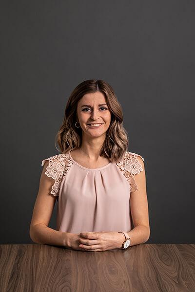 Unsere Mitarbeiterin Irina Jeckel