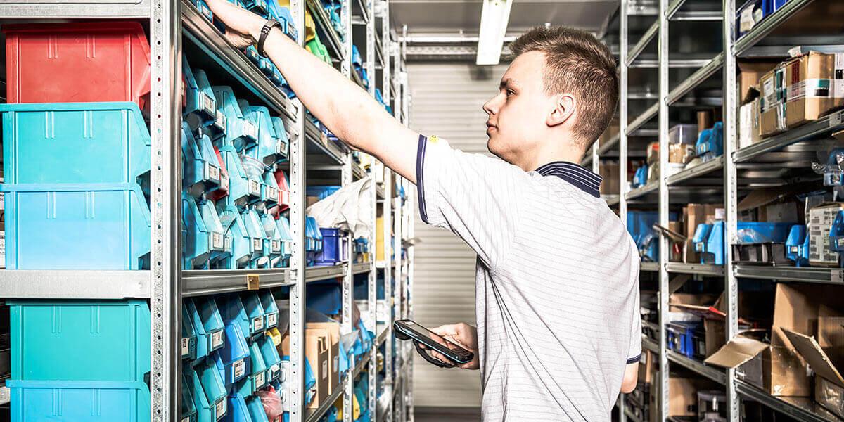 L-mobile mobile Softwarelösungen Infothekbeitrag Bestmöglicher Materialeinsatz im Service