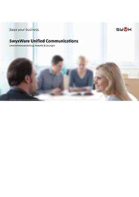 L-mobile Hardware Swyx Unternehmens- und Produktpraesentation