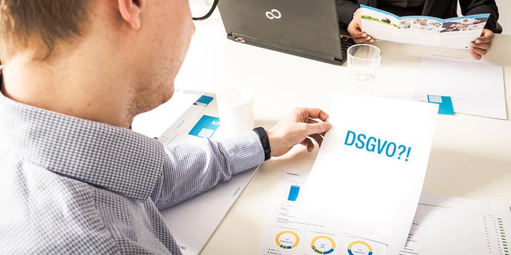 Die neue DSGVO ist da. Haben Sie an alles gedacht?
