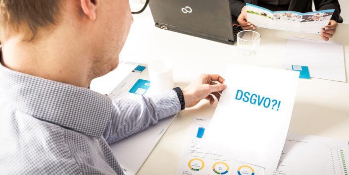 L-mobile mobile Softwarelösungen Infothekbeitrag DSGVO
