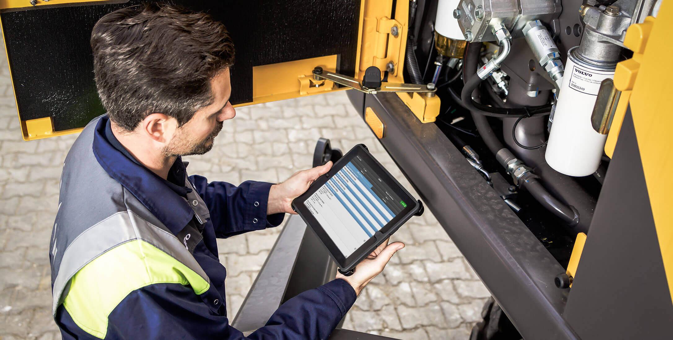 L-mobile Digitales Service Management Infothekbeitrag L-mobile service expert day Mobiler-Client