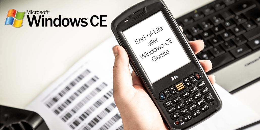 Das Lebensende ist nah – für Windows-CE