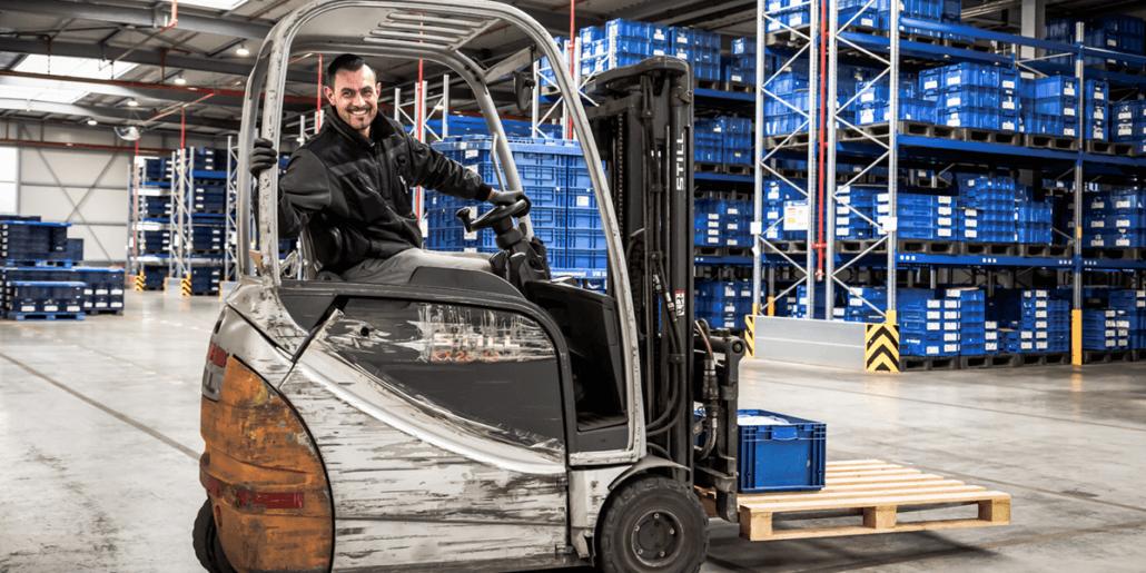 L-mobile warehouse 2019 geht an den Start