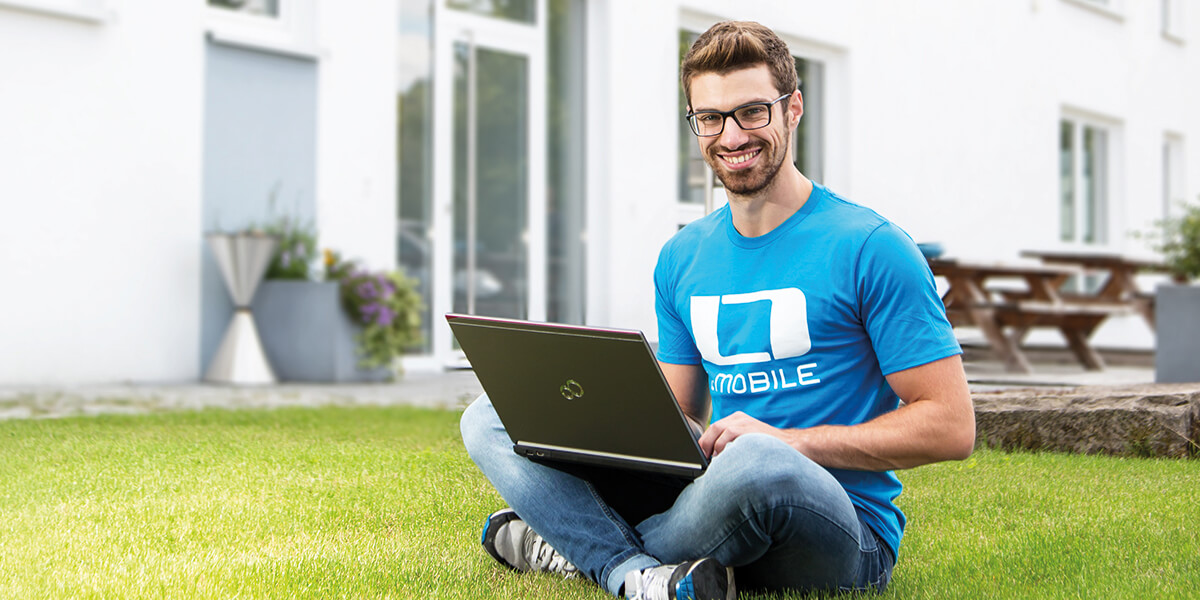 L-mobile Get your life L-mobilized Homeoffice
