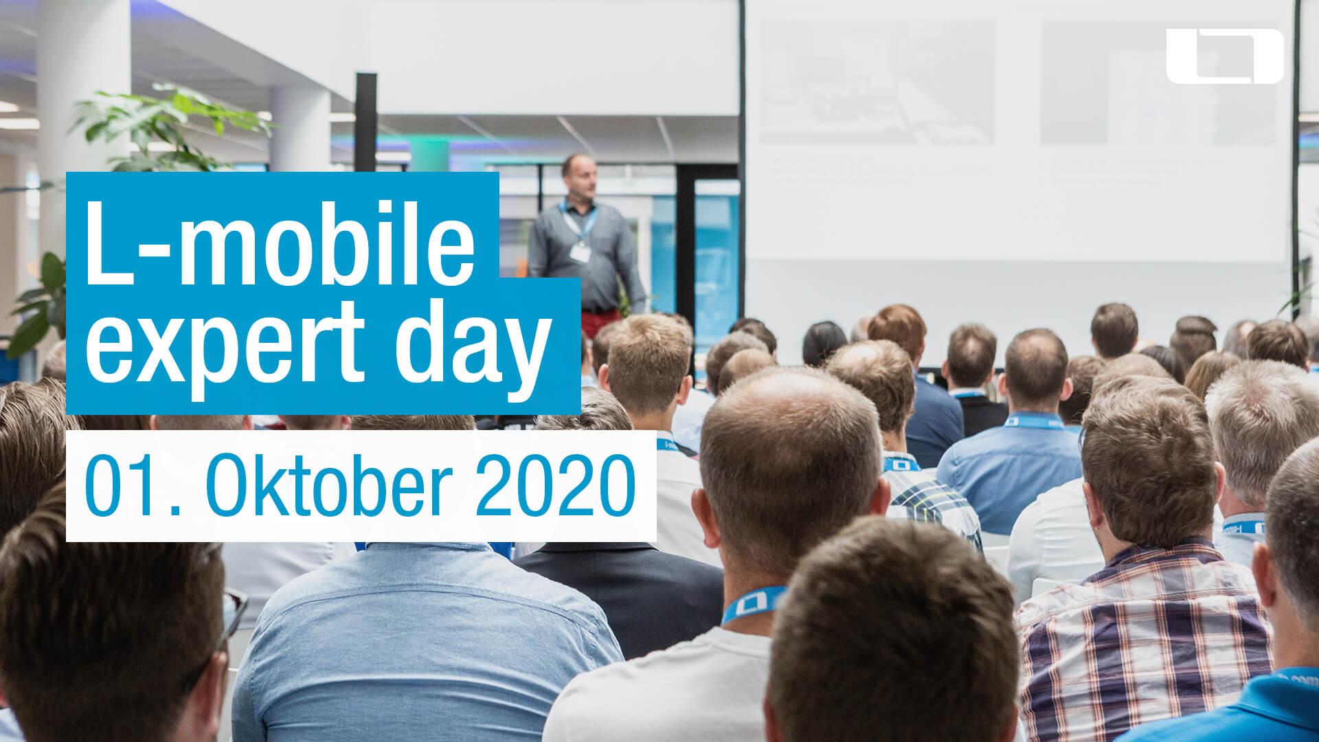 L-mobile expert day | Expertentag Handel und Industrie20