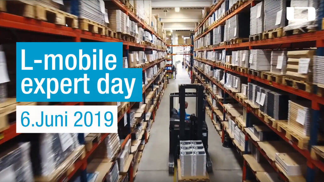 L-mobile expert day | Expertentag Handel und Industrie