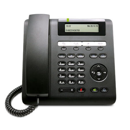 L-mobile B2B Online-Shop Produkt SwyxPhone L62 IP Systemtelefon