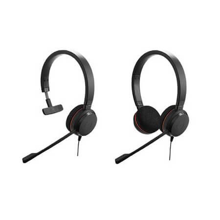 L-mobile B2B Online-Shop Produkt Swyx Jabra Evolve 20 uc Headset