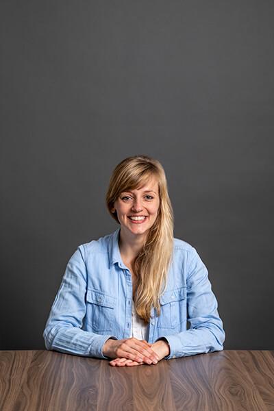 L-mobile Mitarbeiterin Franziska Wudi