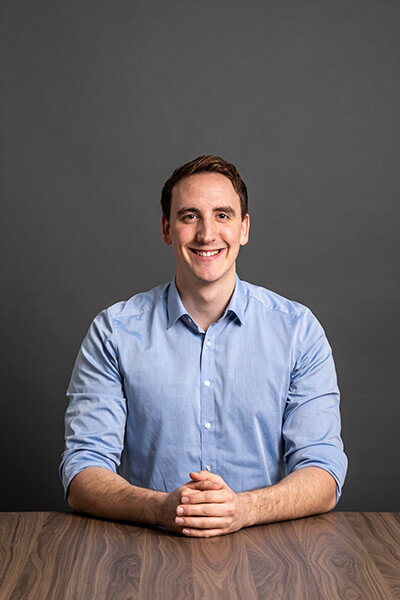L-mobile Mitarbeiter Jan Kreher Online Marketing Manager