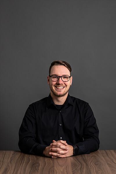 L-mobile Mitarbeiter Johannes Altdörfer