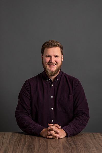 L-mobile Mitarbeiter Julian Schmidt Trainee