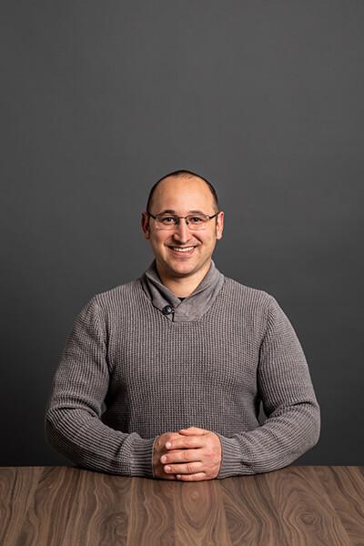 L-mobile Mitarbeiter Lukas Loechner