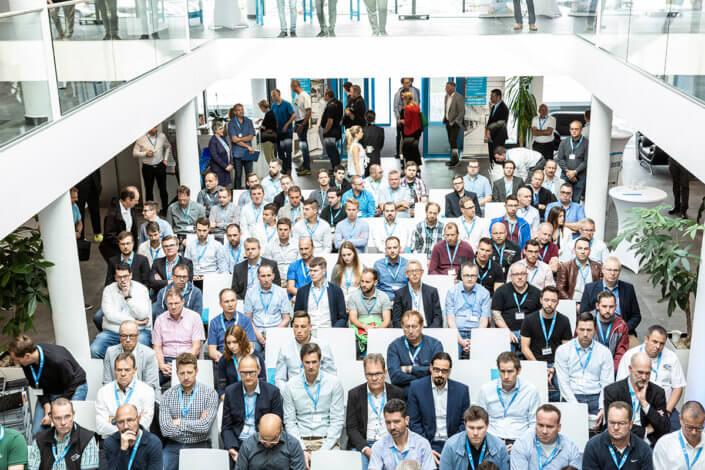 L-mobile industry days - expert day und network day | Expertentag und Kundentag Handel und Industrie