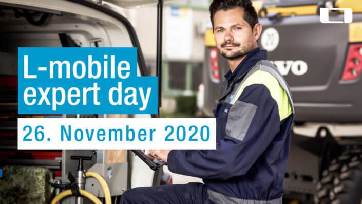 L-mobile expert day   Expertentag Service Management