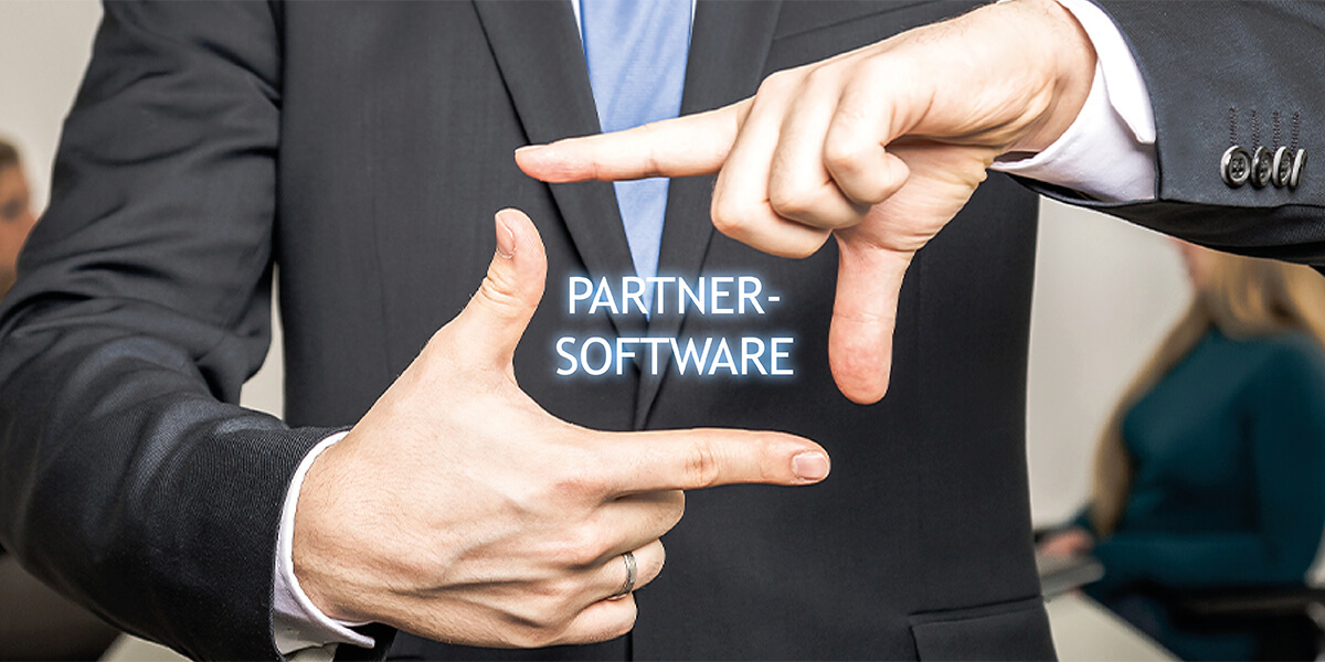 L-mobile Geschäftsfelder Dienstleistungen Partner-Software