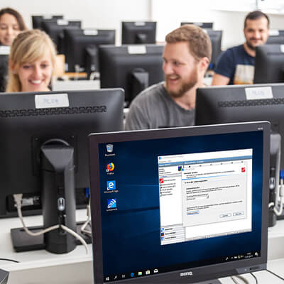 L-mobile Dienstleistungen Partner-Software Schulnetzpaket