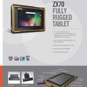 Getac Tablet ZX70 - 7 Datenblatt
