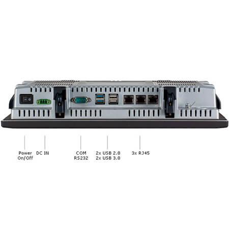 ADS-TEC Panel PC - OPC8000 OPC7000