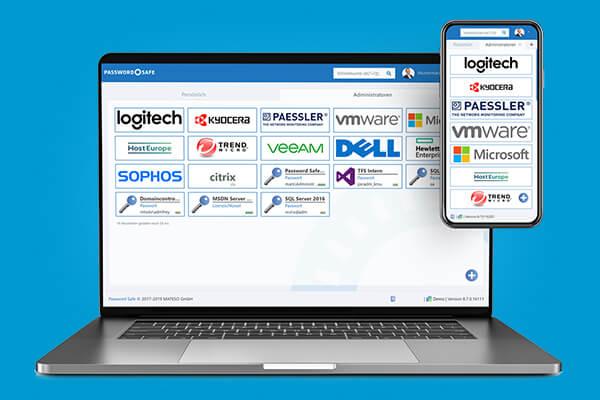 L mobile Dienstleistungen IT Service Password Safe