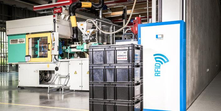 L-mobile digitalizált gyártás kísérőkép