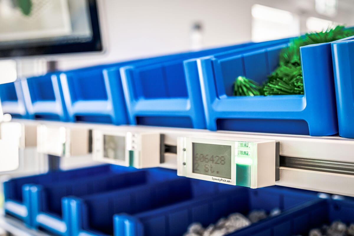 L-mobile Digital Factory - die papierlose Produktion Losgröße 1 Arbeitsplatz