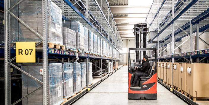 L-mobile mobil szoftvermegoldások Digitalizált raktárlogisztika warehouse termék kísérőkép