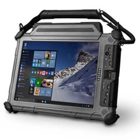 Zebra XC6 DMSR Tablet – 10,4