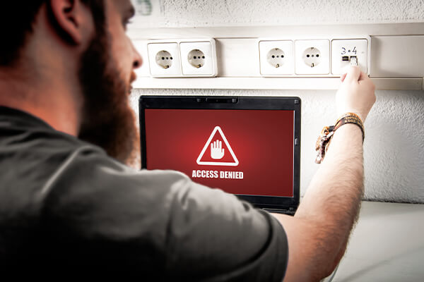 L-mobile Hardware Netzwerk LAN WLAN Sicherheit