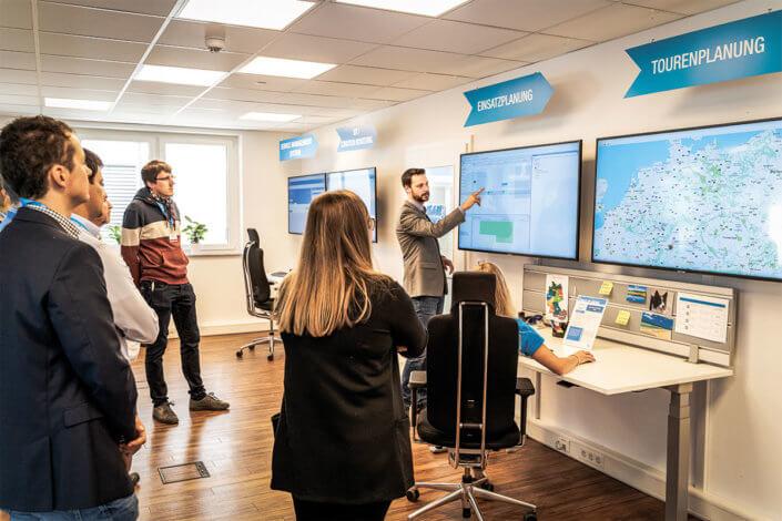 Field Service Management im Digital Service Center der L-mobile