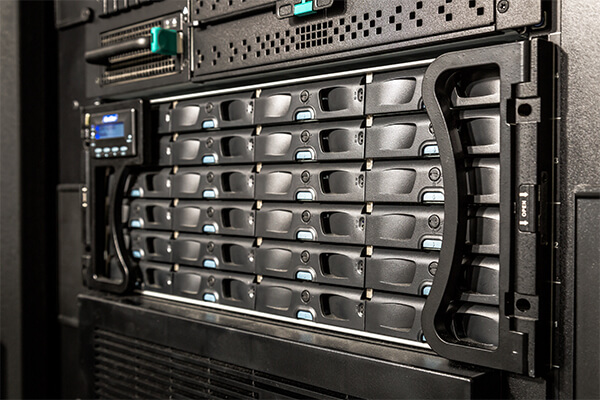 L-mobile Hardware Server-Lösung