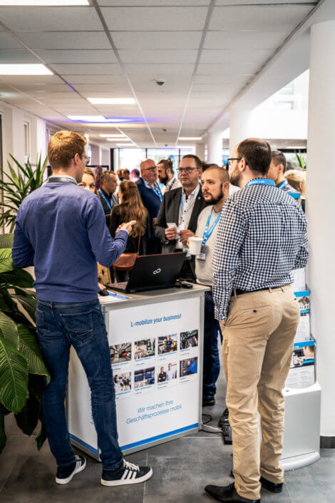 L-mobile mobile Softwarelösungen Servicedays 2019