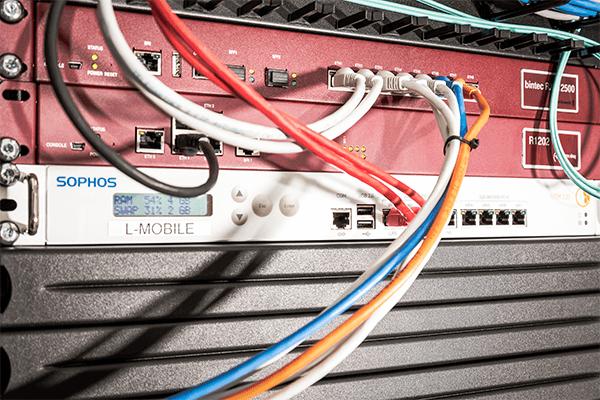 L-mobile Geschaeftsfelder IT-Systemhaus IT-Sicherheit Sophos Cybersecurity