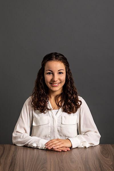 L-mobile Mitarbeiterin Andreia Carrasco Junior Project Manager