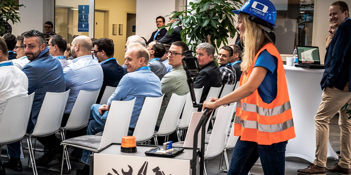 L-mobile Interaktiv Unsere LIVE-Veranstaltungen für digitale Softwarelösungen