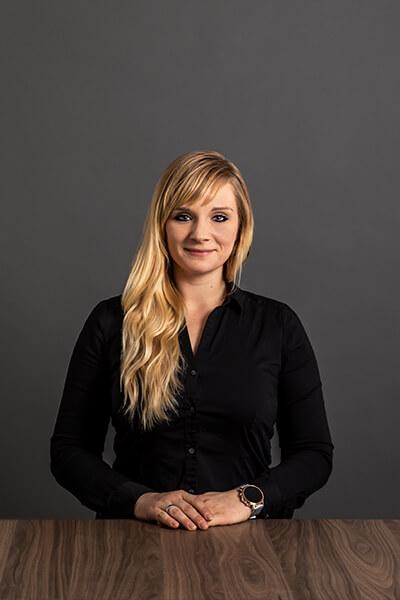 Unsere Mitarbeiterin Bianca Schopp