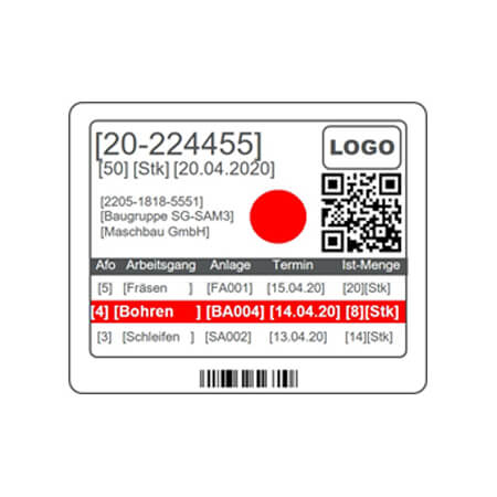 L-mobile e-label starterkit elektronische Etiketten Design e-label 4