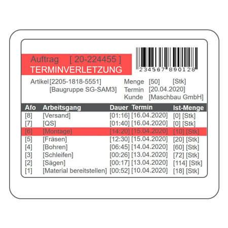 L-mobile e-label starterkit elektronische Etiketten Design e-label 1
