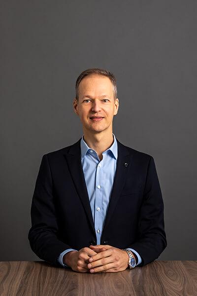 Unser Mitarbeiter Ingo Klarenbach