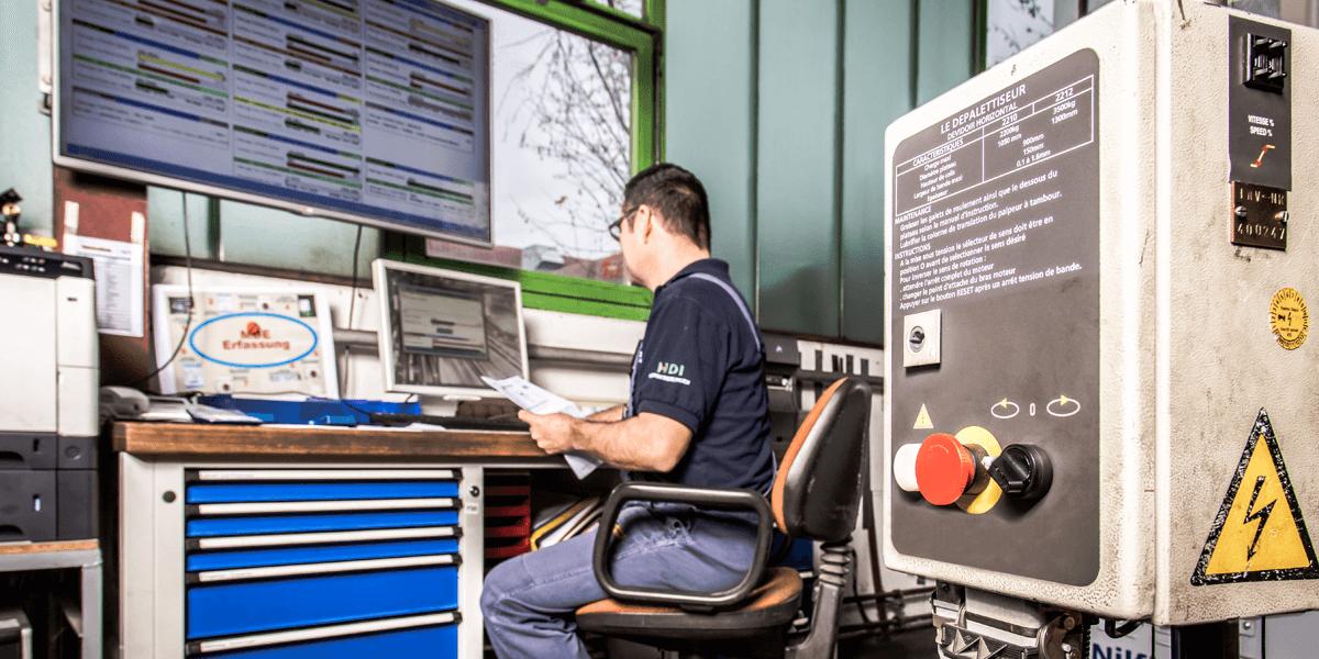 L-mobile Digitalisierte Produktion Betriebsdatenerfassung mit Sage 100 / Sage Office Line