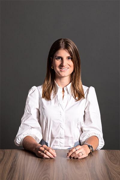 L-mobile Mitarbeiterin Chiara Cancro