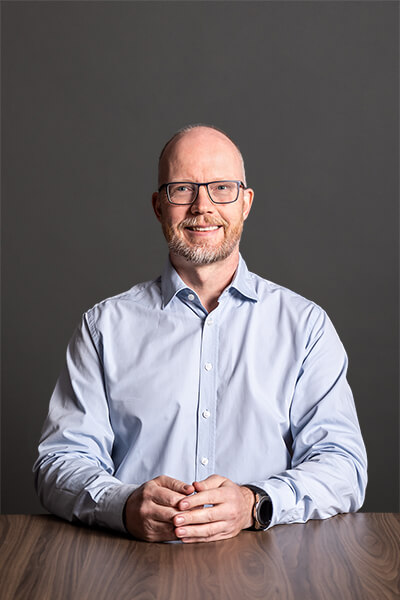 L-mobile Mitarbeiter Jens Zinselbach