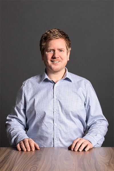 L-mobile Mitarbeiter Christian Hohlfeld