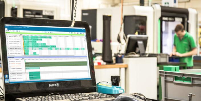 L-mobile APS Advanced Planning and Scheduling | Die Fertigungsplanungssoftware für Ihr ERP-System