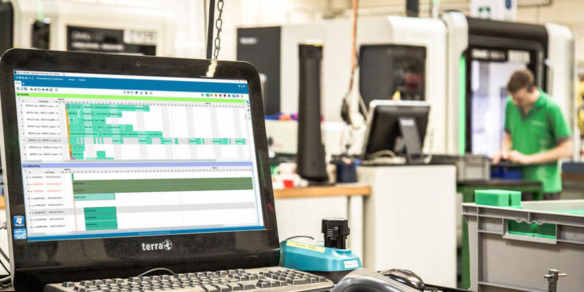L-mobile APS automatizált gyártástervező rendszer| A gyártástervező szoftver az Ön ERP-rendszeréhez