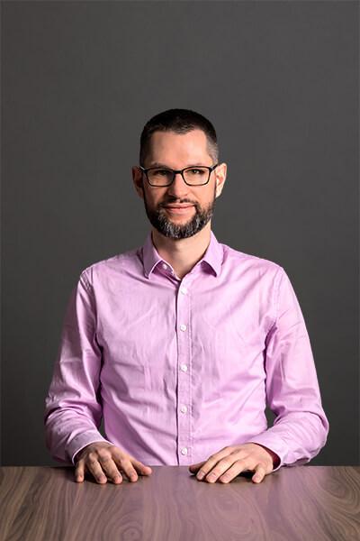 L-mobile Mitarbeiter Alexander Eisold
