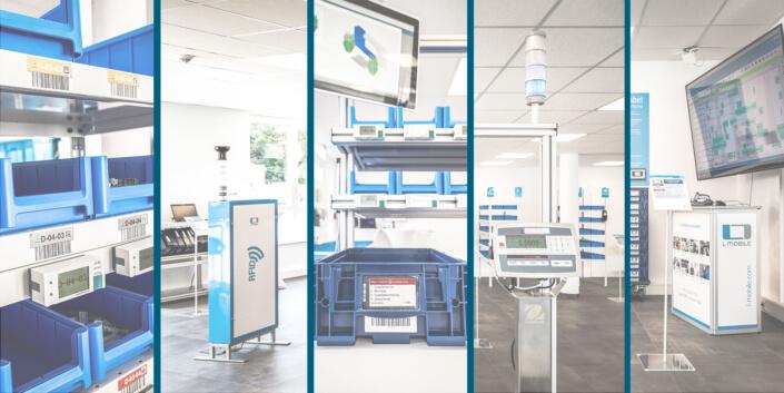 SAP, smart factory, digitalisierte produktion, L-mobile